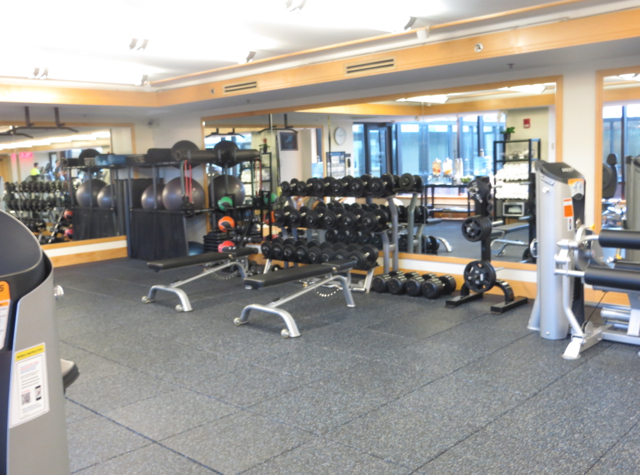 Four Seasons Boston State Suite Review - Fitness Center