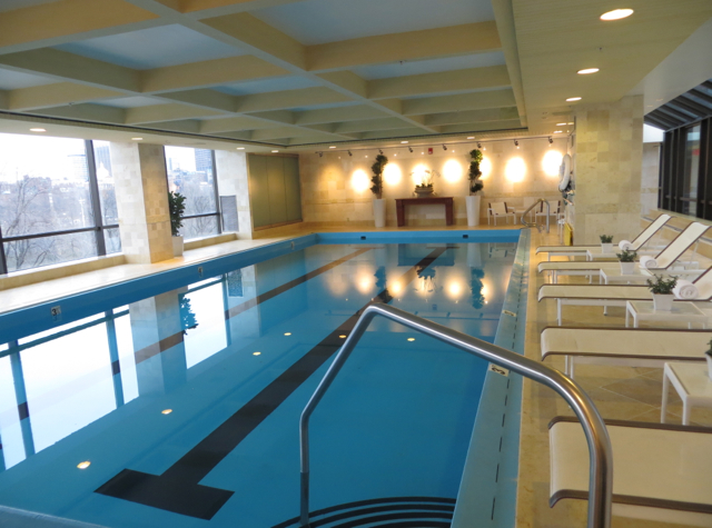 Four Seasons Boston Review - Swimming Pool