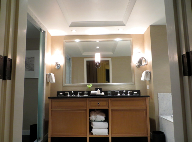 Four Seasons Boston State Suite Review - Bathroom