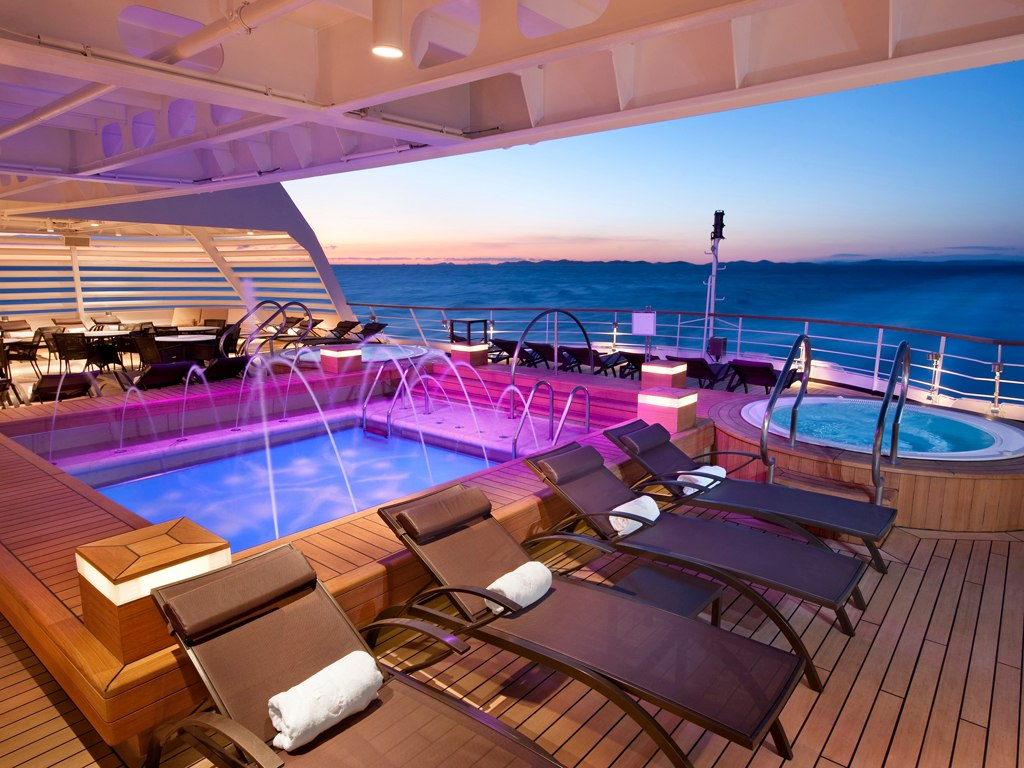 Cruise Flight Included (Award Booking) with Virtuoso Cruise and AMEX Platinum Cruise Bookings