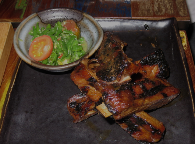 Khe-Yo NYC Restaurant Review: Laotian in Tribeca - Berkshire Spare Ribs