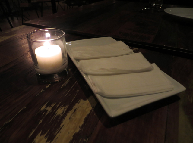 Khe-Yo NYC Restaurant Review: Laotian in Tribeca - Moist Towelettes