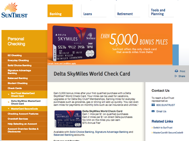 Which Credit Cards to Earn Delta SkyMiles or Hotel Points for Merchants Who Don't Accept AMEX?