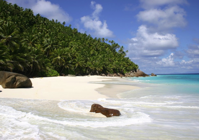 Seychelles Award Travel with Miles and Points-Fregate Island Private