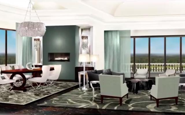 Four Seasons Orlando Royal Suite