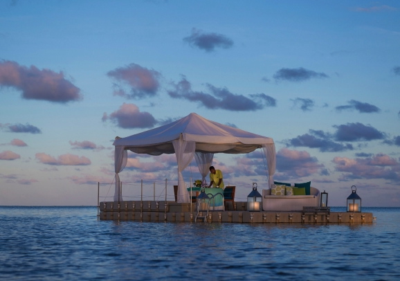 Valentine's Day 2014 Luxury Hotel Deals and Packages - A Day of Pure Romance, Four Seasons Mauritius