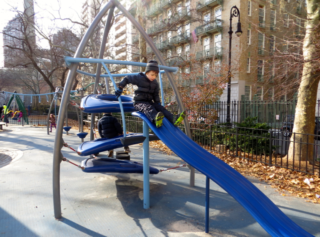 NYC Best Playgrounds - John Jay Playground, UES