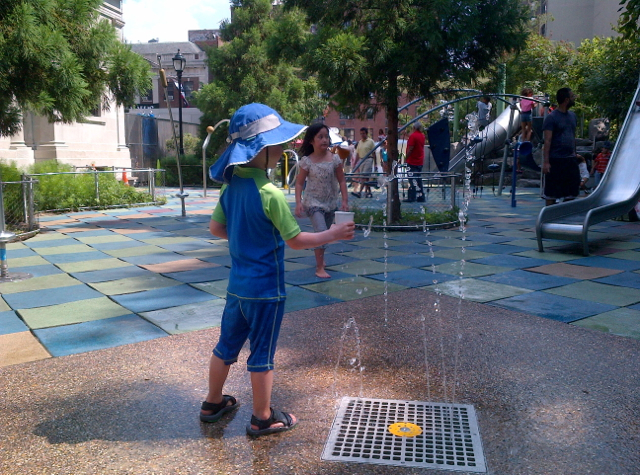 NYC Best Playgrounds - Union Square Playground