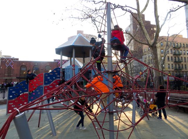 Nyc  Best Playgrounds In Manhattan