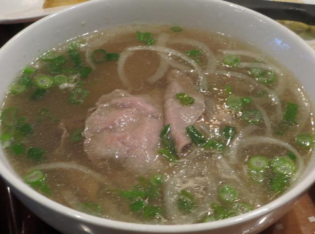 Ninh Kieu NYC Restaurant Review - Pho Tai