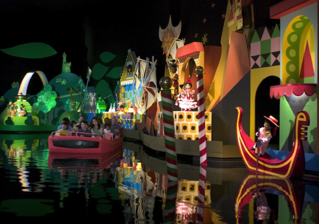 Disney World with Babies and Toddlers - It's a Small World