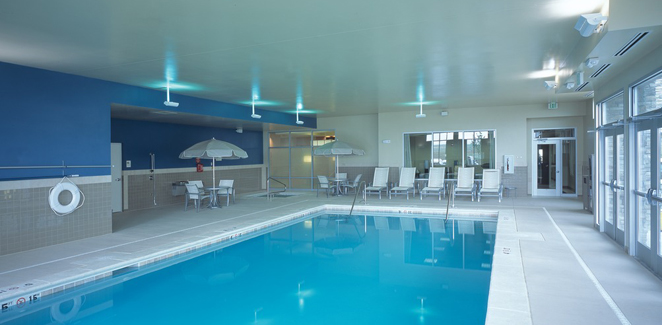 Hyatt House Denver Airport Hotel Review - Heated Pool