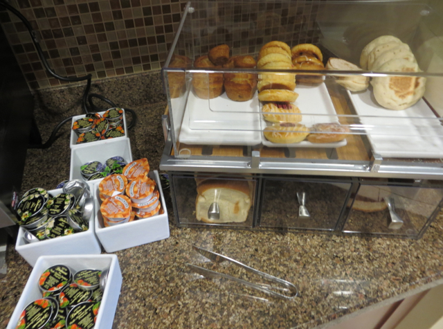 Hyatt House Denver Airport Hotel Review - Breads and Pastries