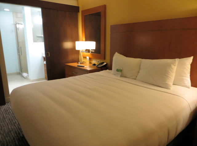 Hyatt House Denver Airport Hotel Review - Studio Suite King Bed