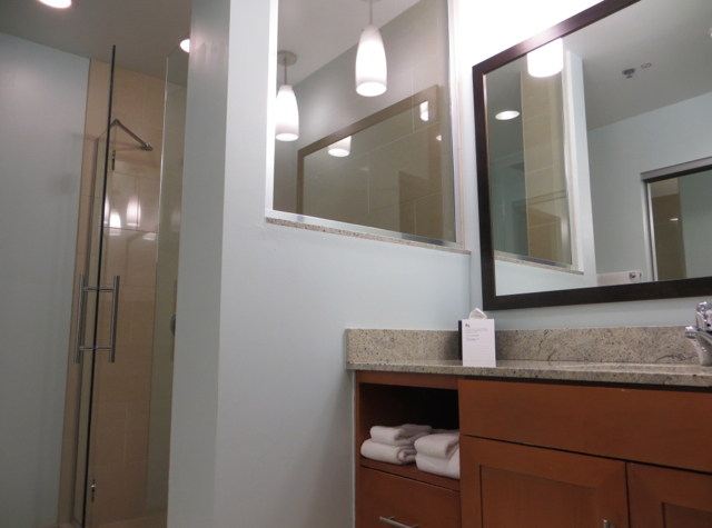 Hyatt House Denver Airport Hotel Review - Bathroom