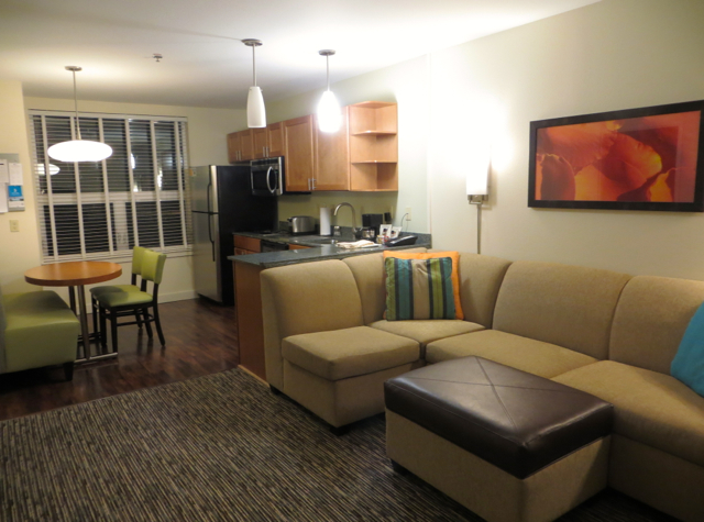 Hyatt House Denver Airport Studio Suite