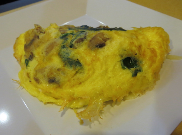 Hyatt House Denver Airport - Free Breakfast Made to Order Omelet
