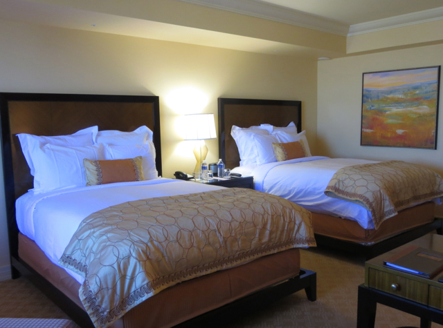 Ritz-Carlton Denver Hotel Review - Club Deluxe Room