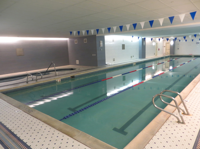 Ritz-Carlton Denver Hotel Review - Swimming Pool at FORZA Health Club