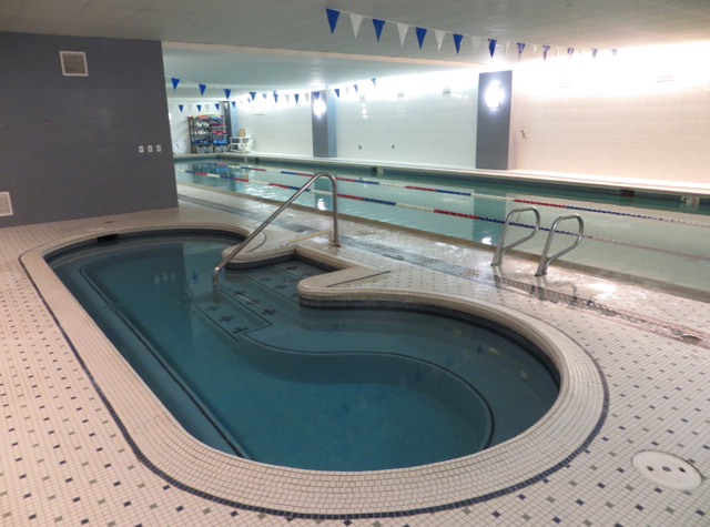 Ritz-Carlton Denver Hotel Review - Jacuzzi Hot Tub at FORZA Health Club