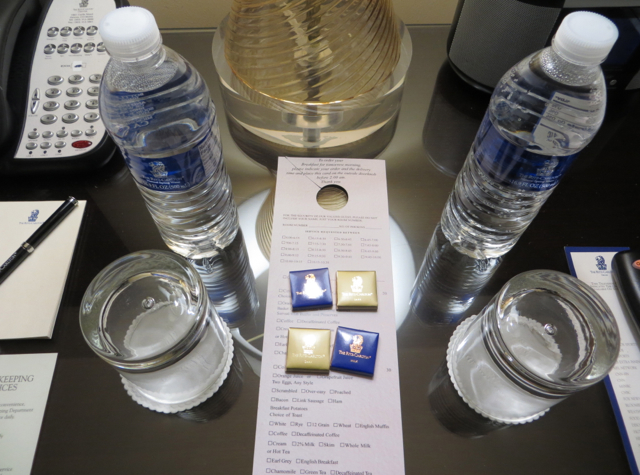 Ritz-Carlton Denver Hotel Review - Turndown Service