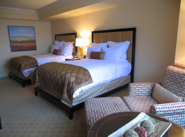 Ritz-Carlton Denver Hotel Review - Deluxe Room