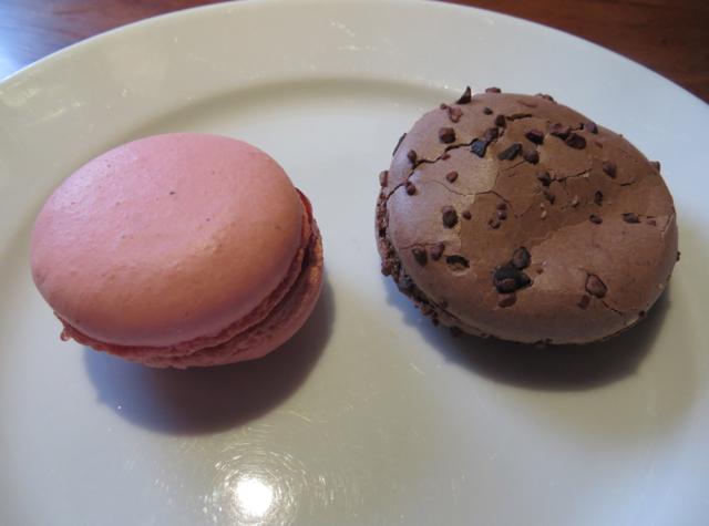 Club Lounge Ritz-Carlton Denver - Macarons