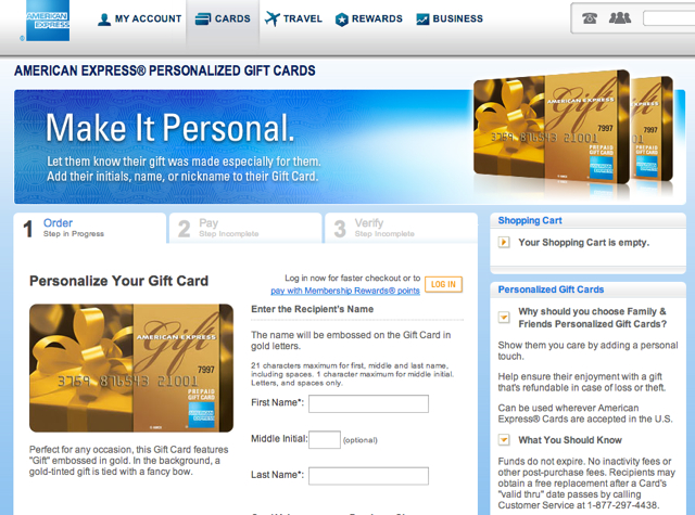Earn 6X Buying AMEX Gift Cards with Barclays Arrival Plus World Elite MasterCard