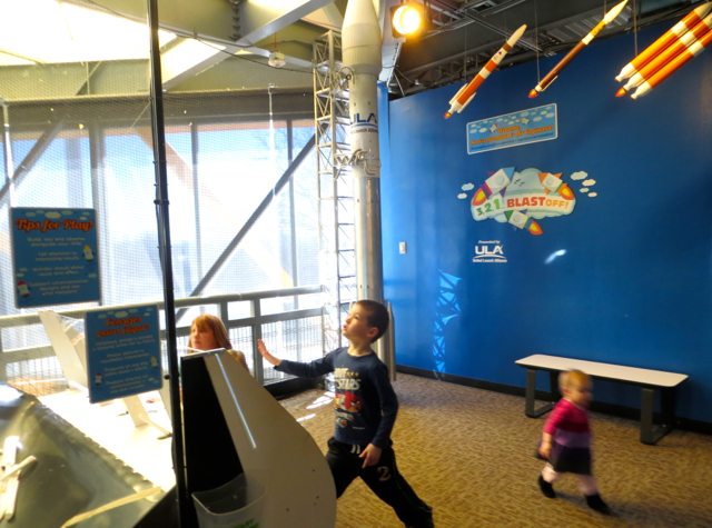 Top 7 Things to Do in Denver with Kids - Launching Rockets, Denver Children's Museum
