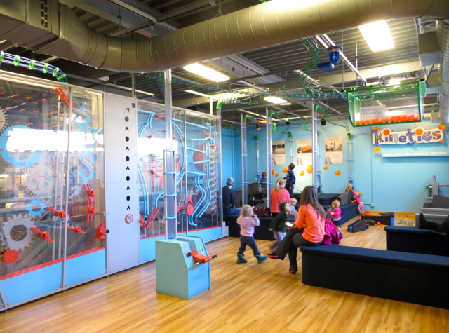 Top 7 Things to Do in Denver with Kids - Kinetics at Denver Children's Museum