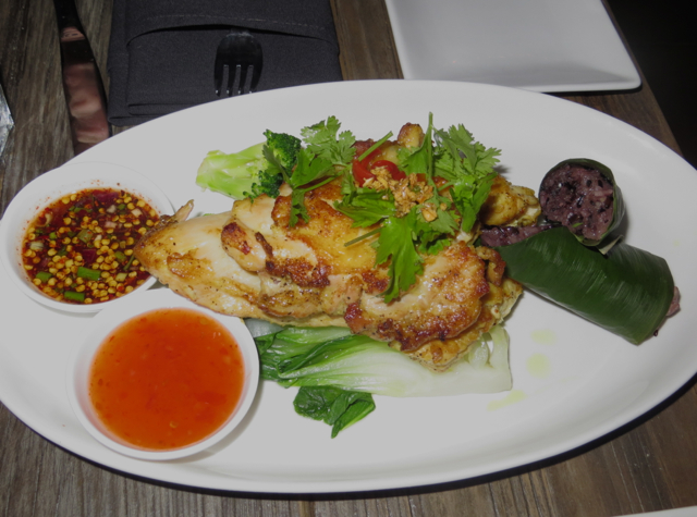 Up Thai NYC Restaurant Review - Gai Yang