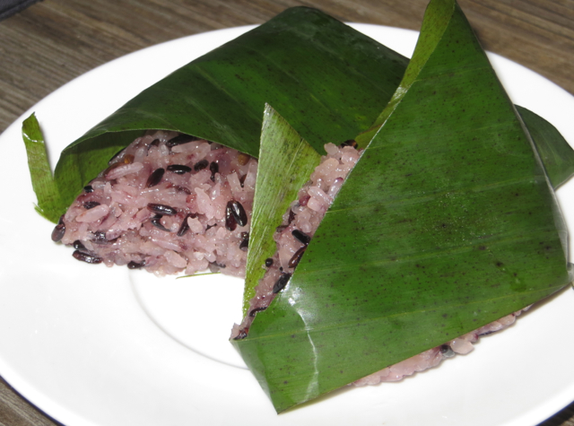 Up Thai NYC Restaurant Review - Coconut Sticky Rice