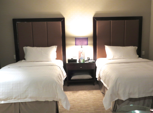 Four Seasons Denver Hotel Review - Deluxe Room with Two Double Beds