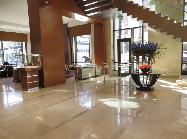Four Seasons Denver Hotel Review - Lobby