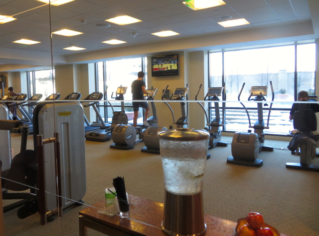 Four Seasons Denver Hotel Review - Fitness Center
