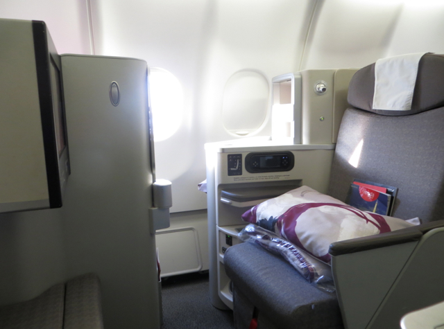 Iberia New Business Class A330-300 Review - New Business Plus Seat