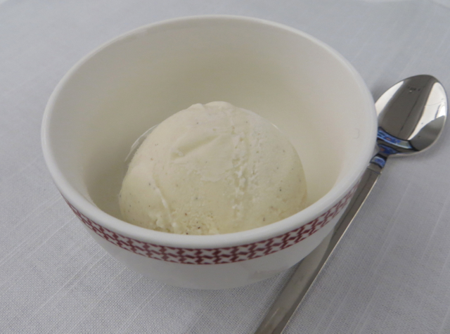 Iberia New Business Class A330-300 Review - Vanilla Ice Cream