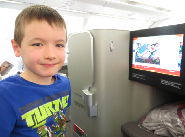 Iberia New Business Class A330-300 Review - Watching Superheroes