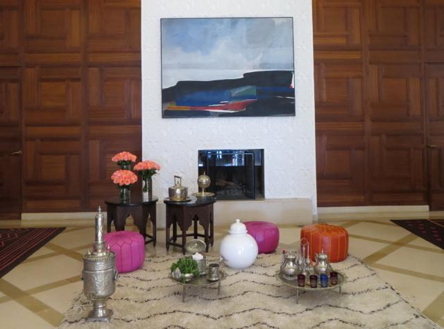 Four Seasons Marrakech Review - Reception and Concierge