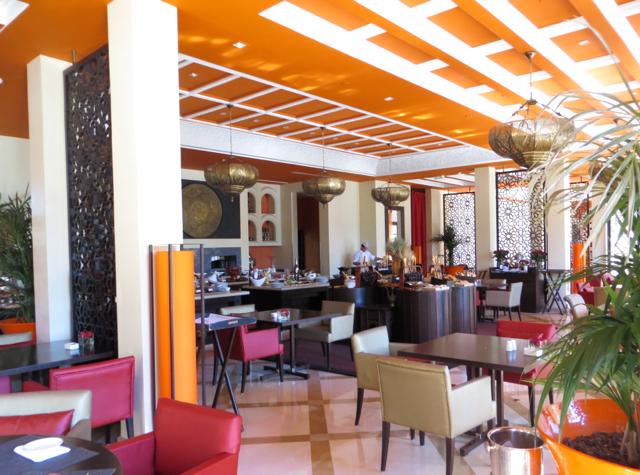 Solano Four Seasons Marrakech Restaurant Review