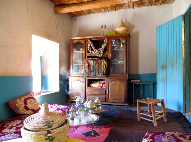 Atlas Mountains and Berber Village Tour from Marrakech - Berber Home