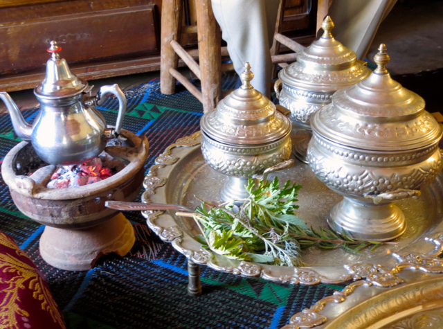 Atlas Mountains Berber Village Tour from Marrakech - Moroccan Tea