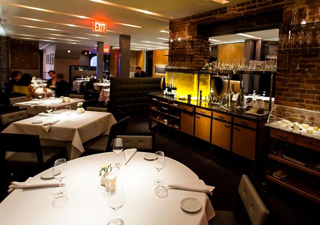 Dovetail Restaurant Review