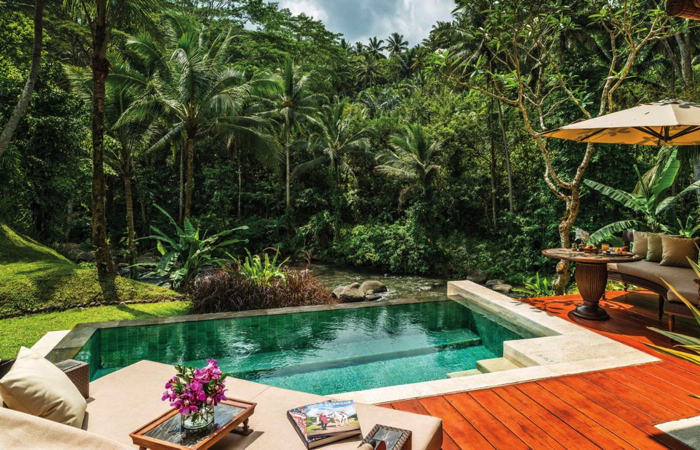 Top Four Seasons Preferred Partner Offers: Four Seasons Bali at Sayan 4th Night Free