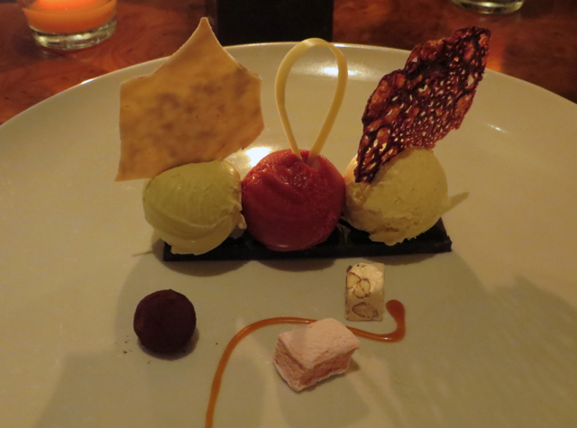 Amanjena Dessert - Ice Creams and Sorbet