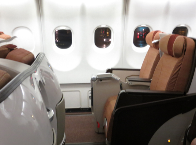 Iberia Business Class A340-600 Review