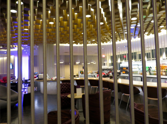 Virgin Atlantic Clubhouse JFK Terminal 4 - Bar