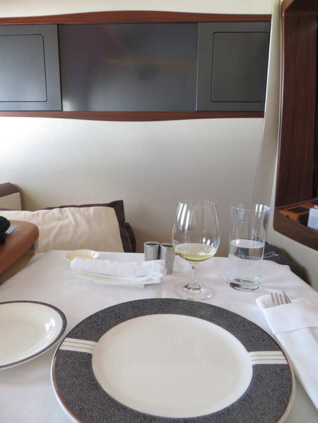 Singapore Suites A380 Review: Frankfurt to Singapore