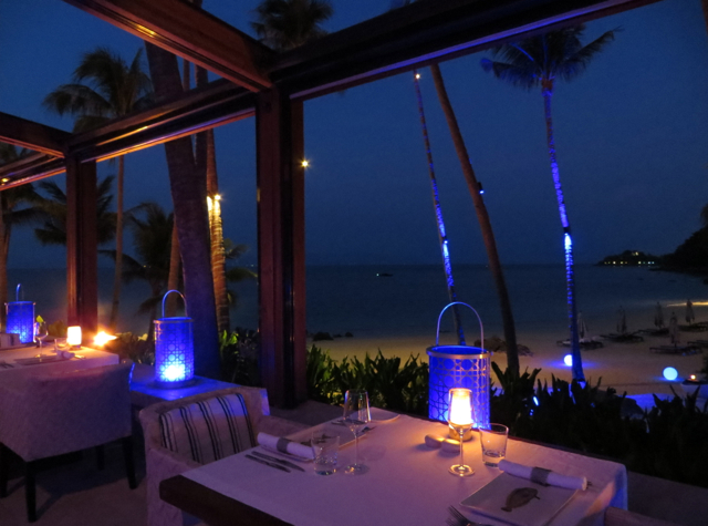 Where in the World: Dining by Candlelight by the Beach