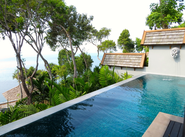 Where in the World: Private Infinity Pool